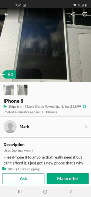 BEWARE OF THIS SCAMMER for Sale in San Jose, CA