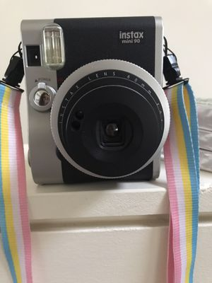 Fujifilm Instax Mini 90 Neo Classic Instant Film Camera for Sale in Portland, OR
