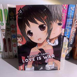 [BRAND NEW!] Kaguya-sama: Love is War English Manga Vol. 6 - Aka Akasaka - Viz Media for Sale in Rolling Meadows, IL
