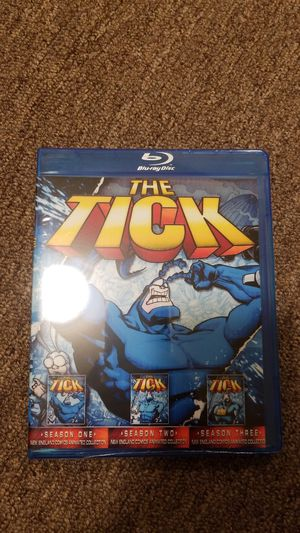 The Tick 1994 Animated Series Blu-ray for Sale in Boston, MA