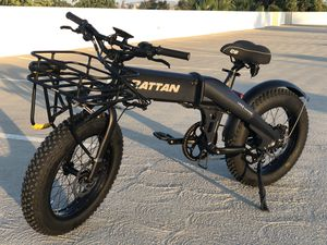 House Of Lithium Flat Tracker Rattan XL 750w 17.5ah for Sale in Newport Beach, CA