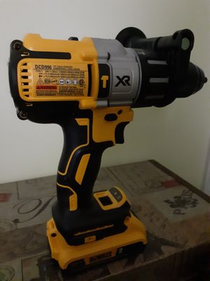 "Dewalt 1/2"" Hammer Drill (New) for Sale in Duluth, GA"