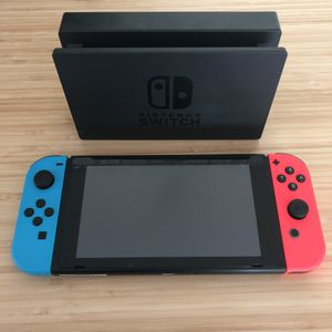 Nintendo Switch + Pro Controller + Games: Zelda, Mario Odyssey, Mario Kart and more for Sale in Seattle, WA