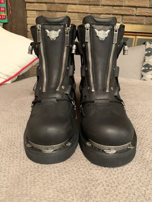 Harley Davidson Boots for Sale in Monroe Township, NJ