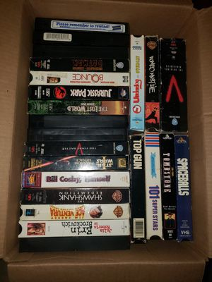 VHS Movies for Sale in Maple Valley, WA