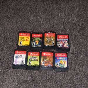 Switch Games for Sale in Paradise, NV