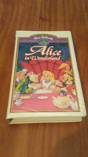 Alice in Wonderland VHS for Sale in Irondequoit, NY
