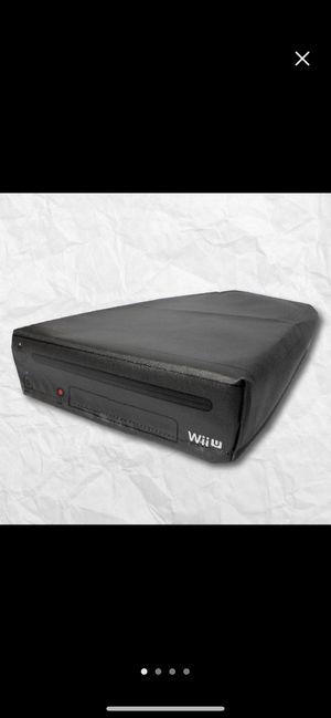 Nintendo Wii U dust cover for Sale in Swansea, MA