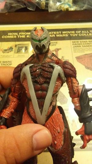 Spawn Action figure from the 90s for Sale in San Antonio, TX