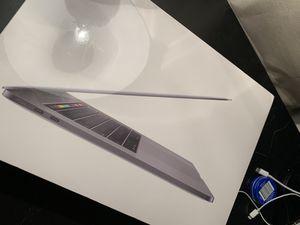 MacBook Pro 15 Inch I9 Touchbar BRAND NEW 512gb for Sale in Pembroke Pines, FL