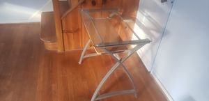 GLASS COMPUTER TABLE for Sale in Aspen Hill, MD