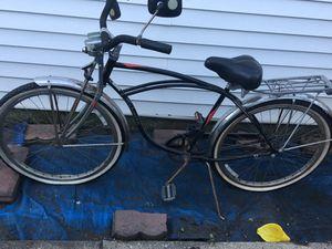 Schwinn cruiser as is 100 old school bike for Sale in Chicago, IL