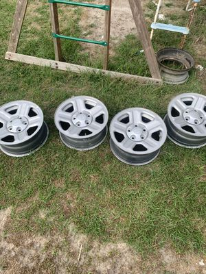 Jeep rims for Sale in Dudley, NC