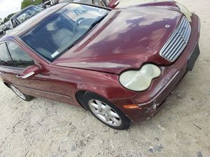 2002 Mercedes C240 part out for Sale in Houston, TX