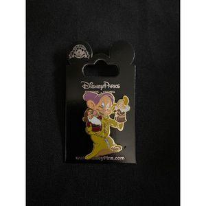 Disney Dobey Grumpy & Happy Pin for Sale in Baldwin Park, CA