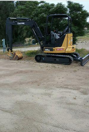 Mini excavator for Sale in Lake Elsinore, CA