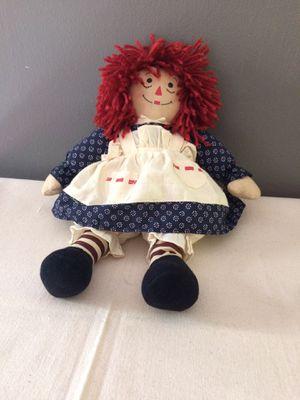 Raggedy Ann Doll for Sale in Decatur, GA