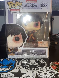 Avatar Zuko Box Lunch Exclusive for Sale in Lynwood,  CA