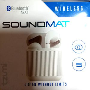 Tzumi Sound Mates Bluetooth 5.0 Earbuds for Sale in Raleigh, NC
