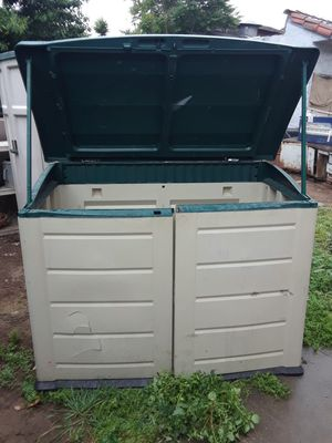 "Storage Box Shed 40"" to 44""H x 56""L x 30""W for Sale in San Jose, CA"