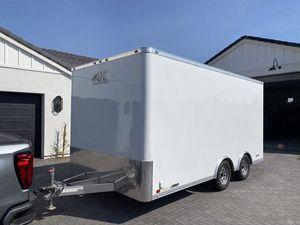 2019 ATC Aluminum framed toy hauler/ cargo trailer for Sale in Mesa, AZ