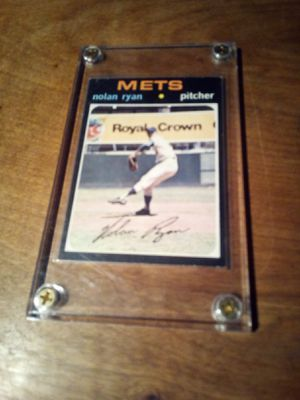 Nolan Ryan 1971 Card for Sale in Peoria, IL