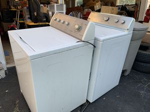 2 washers 2 dryers Maytag, Whirlpool for Sale in Imperial, MO