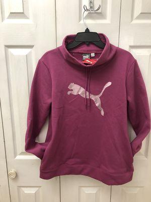 New puma hoodie size L women pick up at timber dr garner for Sale in Garner, NC
