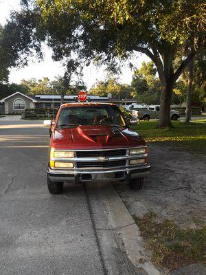 93 Chevy Silverado c3500 6.5l turbo diesel V8 6.5l dually for Sale in Kenneth City, FL