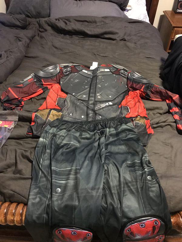 DEADSHOT HALLOWEEN COSTUME
