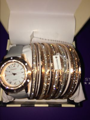 Watch and bracelet set for Sale in Tampa, FL
