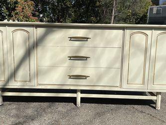 Vintage Retro Mid-century Dresser for Sale in Roseville,  CA