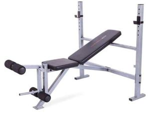 Cap strength width weight bench barely used for Sale in Surprise, AZ
