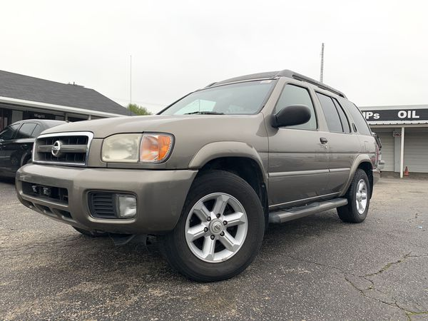 Toyota Dealerships Dfw >> 2004 Nissan Pathfinder SE Sport Utility 4D for Sale in ...