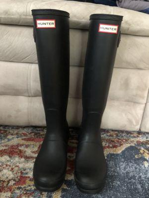 Hunter Rain Boots (8) for Sale in Seattle, WA