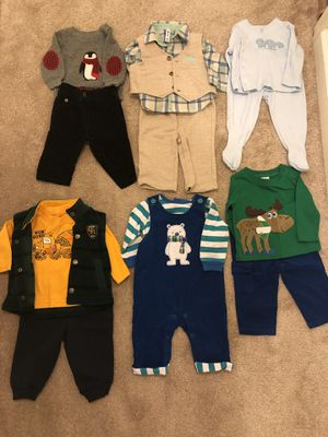 Baby boys 3month/3-6 month clothes for Sale in Kensington, MD