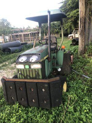 John deer tractor for Sale in Homestead, FL