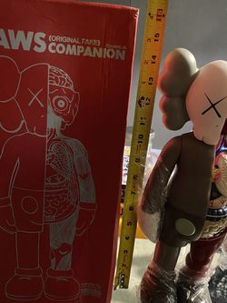 "Kaws Companion Dissected 15"" Tall Replica for Sale in Irving,  TX"