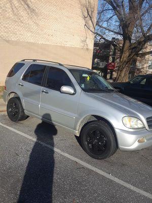 2003 Mercedes ml500 V8 Sport for Sale in Washington, DC