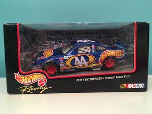 Hot Wheels Racing NASCAR Petty Enterprises 1998 #44 Pontiac Grand Prix (NIB) for Sale for sale  Maywood, NJ