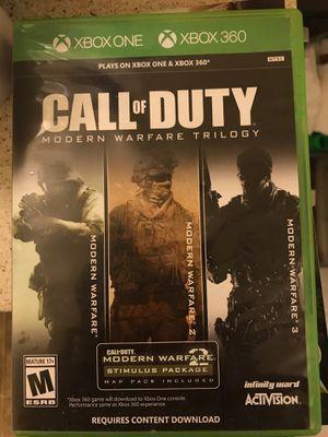 Call of duty Modern warfare Trilogy for Sale in Huntington Beach, CA