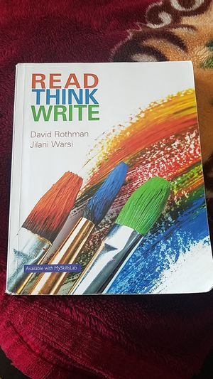 Basic Reading and Writing College Textbook for Sale in MONTGMRY, IL
