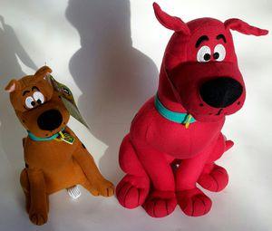 Scooby Doo dolls for Sale in Hammond, IN