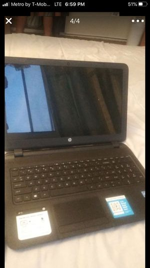 Hp laptop for Sale in Lincoln Acres, CA