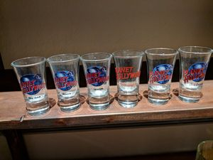 Planet Hollywood shot glasses for Sale in Seattle, WA