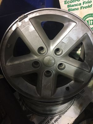 16 inch Jeep Wrangler wheels for Sale in Smyrna, TN