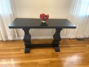 Entryway/sofa table for Sale in Woburn, MA