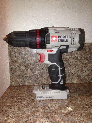 20v Drill for Sale in Hesperia, CA