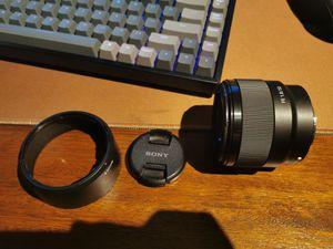 Sony 50mm F1.8 for Sale in Seattle, WA