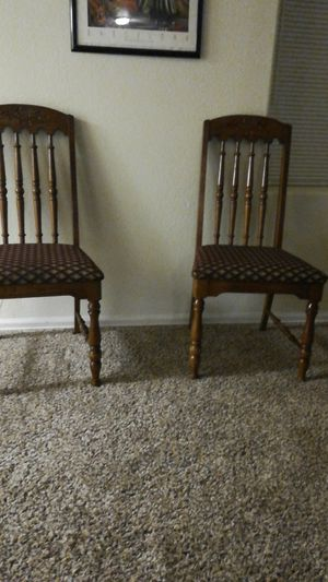 Antique/Grammy chairs for Sale in Colorado Springs, CO
